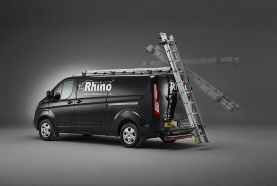 Rhino laddertransportsysteem