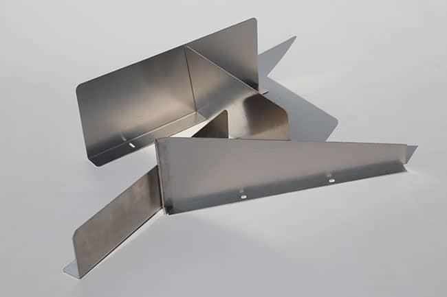 Aluminium verdeelschotten