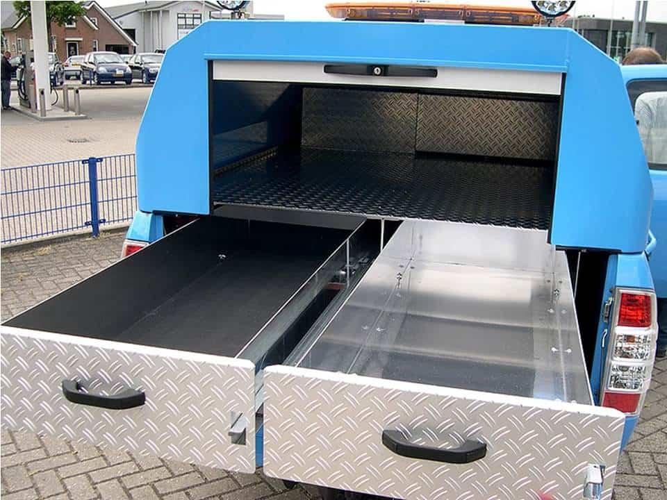 Vloerladen van Finnerup tot 200 kg belastbaar
